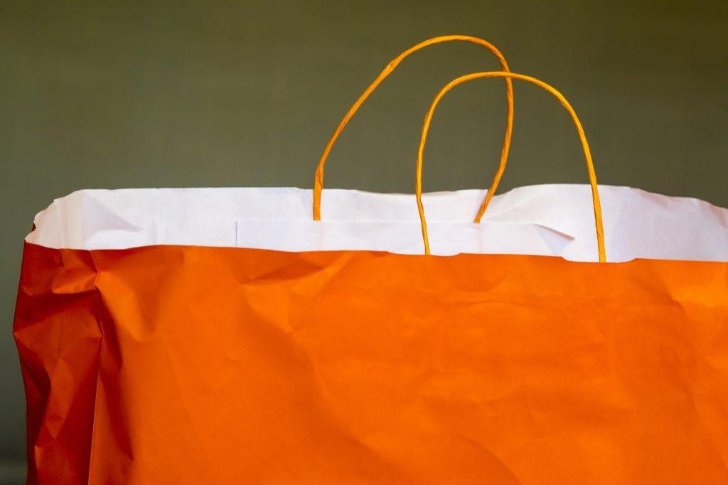 Z czego są wykonane torby papierowe?