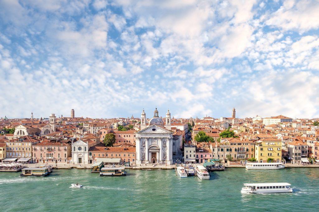 Wenecja – miasto na wodzie w którym trzeba pojawić się chociaż raz