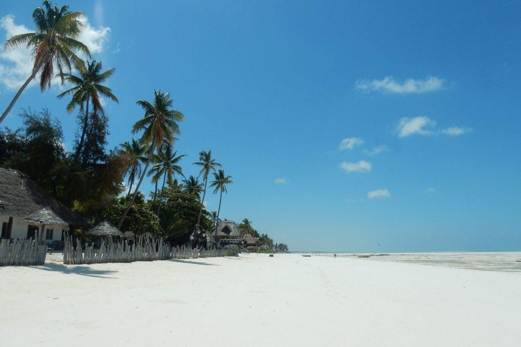 """Zanzibar – najbardziej """"modny"""" kierunek egzotyczny"""